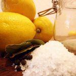 Retete de baza: Lamai conservate (preserved lemons)