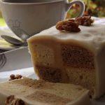 Taste of England: Prajitura Battenberg [*lacto-ovo-vegetarian]