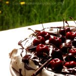 Retete de vara: Black Forest Meringue [*ovo-vegetarian]