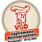 Saptamana Restaurantelor – Bucuresti, 16-23 Mai 2014