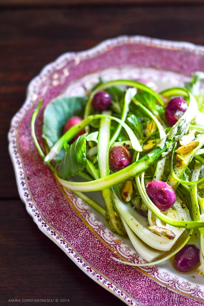 Salata-de-Pak-Choi-cu-sparanghel