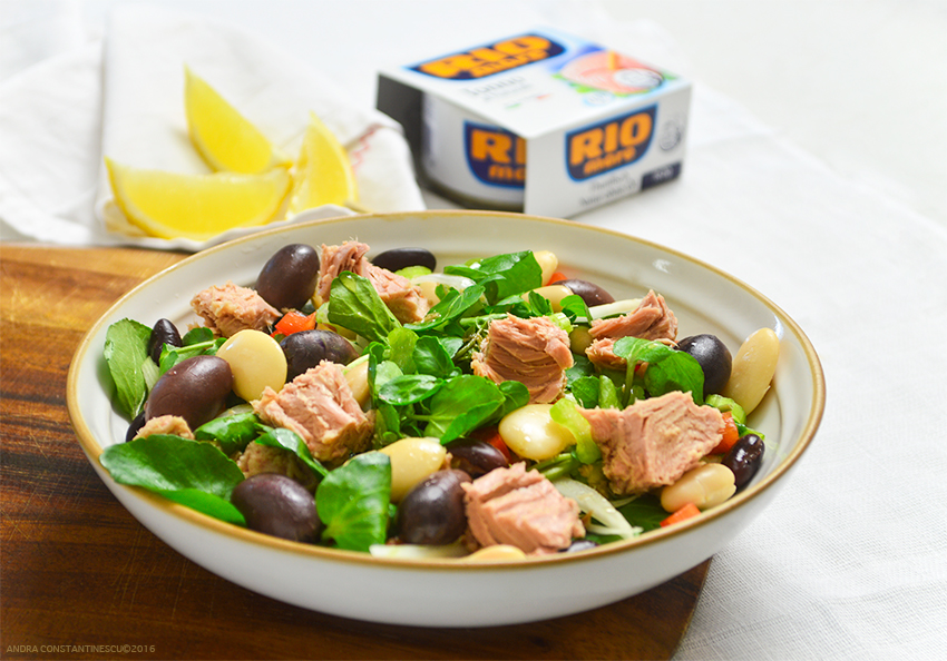 reteta salata cu ton rio mare
