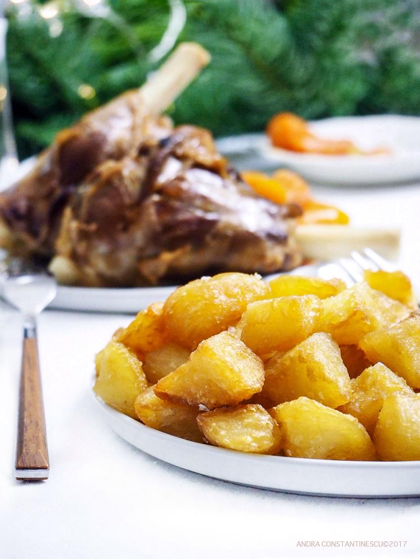 cartofi la cuptor retete de craciun