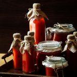 Retete de toamna: passata di pomodoro, bulion picant si suc de rosii [conserve pentru iarna]