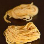 Taste of Italia: spaghetti ai pomodorini e basilico – spaghetti cu rosii si busuioc [*ovo-vegetarian]