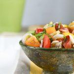 Retete vegetariene de vara: Panzanella