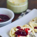 Afternoon Tea: scones cu merisoare si condimente de iarna